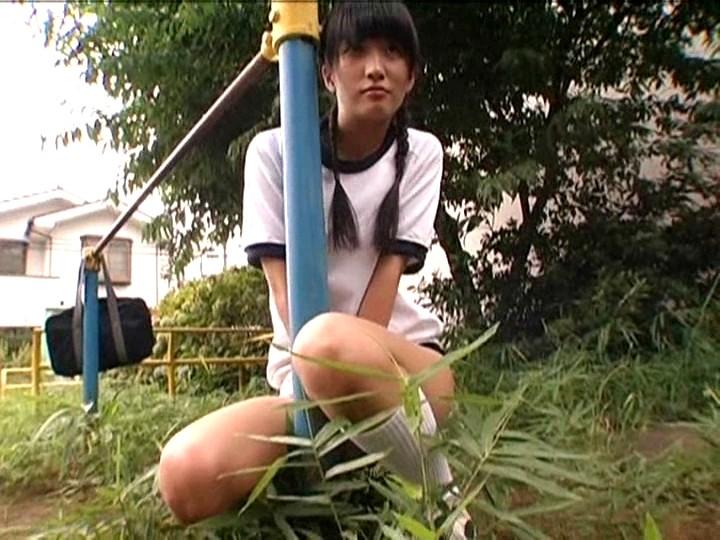体育の鉄棒授業で偶然気持ち良くなって以来、放課後の公園で、鉄棒にまたがり股間を擦りつける行為に夢中な女子。そんな[秘密の気持ち良い遊び]を止められない女子は、さらなる快感を求めオトナの男性が声を掛けてくれるのをちょっぴり期待している! の画像17
