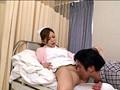 最愛の恋人(両腕)を失った(骨折した)童貞の僕は、入院生活で日課のオナニーが出来ずにムラムラして妄想だけで勃起。不憫に思ったのかナースさんが内緒でオナニーを手伝ってくれた! 5