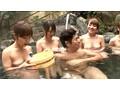 癒しのムッチリ巨乳温泉旅館 1