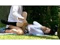 ホテル行く金がない学生カップルが昼間からSEXするスポットとしてウワサの公園 2 9