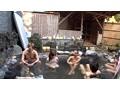 素人お嬢さんが混浴露天風呂でヌルヌル泡泡ボディ洗い体験 8