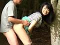盗み撮り 人妻と青年の青姦不倫 5
