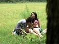 盗み撮り 人妻と青年の青姦不倫 9