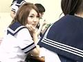 美少女学園の皆さ〜ん!勝負!女子校生VS女教師「イカせあいBATTLE」です。 サンプル画像0