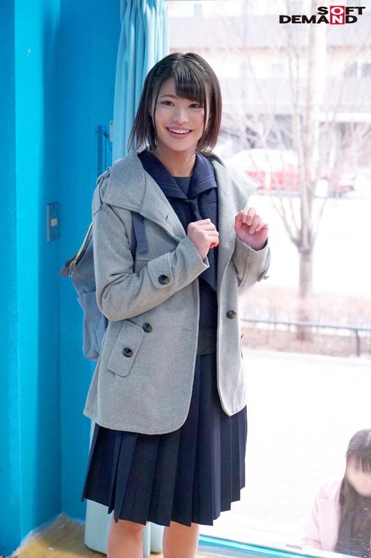 ゆきちゃん(18)女子〇生 マジックミラー号 よだれが出ちゃうくらい気持ちよくなってくれた敏感娘! の画像4