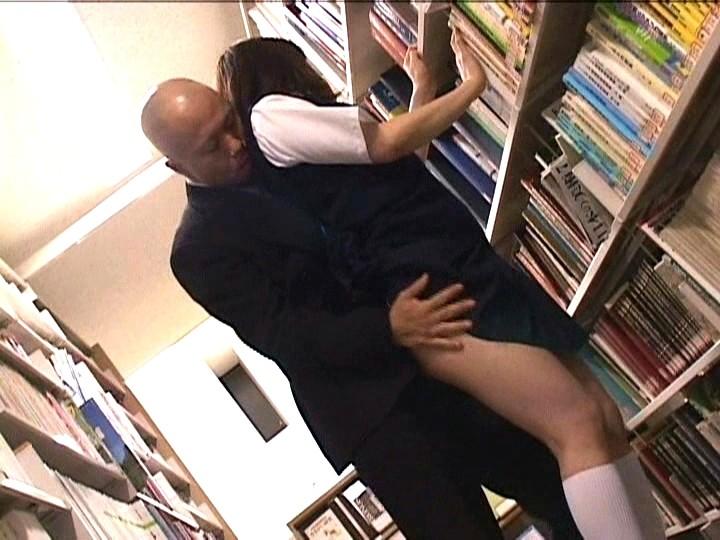 Секс в библиотеке порно 1 фотография