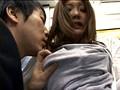 満員電車で巨乳すぎて胸が密着してしまう女は痴漢されても拒めない 14