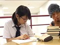 図書館で声も出せず糸引くほど愛液が溢れ出す敏感娘 5 SP 8