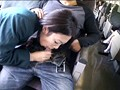 対面座席で脚を絡ませても抵抗しない女子校生はシートに染みがつくほど感じていた 4 11