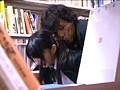 図書館で声も出せず糸引くほど愛液が溢れ出す敏感娘 6 サンプル画像0
