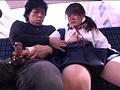 路線バスで読み捨てられたエロ本をパンツ濡らしながら覗き見する眼鏡娘 サンプル画像10
