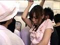 満員電車で痴○されガニ股でイキ続ける痙攣女 2 11