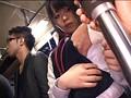 痴漢される生徒を自分の体を身代わりにして守る女教師 3 サンプル画像5