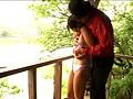 川原で遊ぶ夏休み中、○学生と友達になって朝昼晩セックス「オジさん、日焼け止めローションぬってください」 11