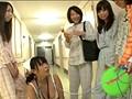 ○○病棟の巨乳看護師をいじめるパジャマっ子グループ 18
