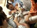 ○○病棟の巨乳看護師をいじめるパジャマっ子グループ 19