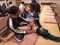 体育大学の学食で恥ずかしいほどイキ反りする軟体女子大生 11
