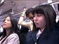 痴漢される生徒を自分の体を身代わりにして守る女教師 5 16