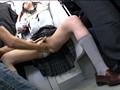 満員電車で痴○されガニ股でイキ続ける痙攣女 女子校生限定SP 16