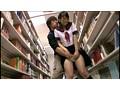 図書館で声も出せず糸引くほど愛液が溢れ出す敏感娘 10 17
