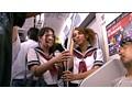 満員電車で痴漢されても拒み続ける可愛いハーフ女子校生を連続挿入で屈服させろ! 6