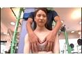 現役インストラクター お姉さん系筋肉美人 和久井なな AVデビュー 初めての撮影なのにガチ中出し 2