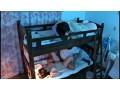 2段ベッドが揺れるほど感じる姉の喘ぎ声を聞いて発情しだす妹 8 中出しSP 6