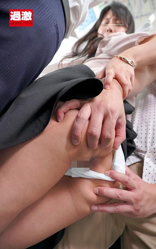 10人連続中出しされたJD 生中痴漢集団 2 の画像6