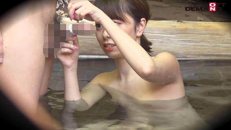ゆり(18)推定Cカップ 箱根湯本温泉で見つけたお嬢さん タオル一枚 男湯入ってみませんか? の画像3