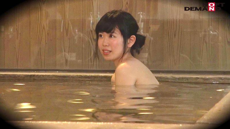 あみ(20)推定Dカップ 箱根湯本温泉で見つけたお嬢さん タオル一枚 男湯入ってみませんか? の画像10