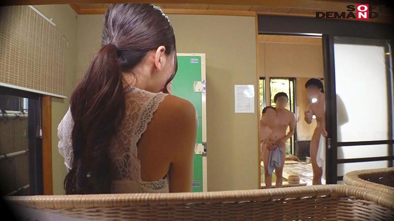 みか(24)推定Dカップ 箱根湯本温泉で見つけたお嬢さん タオル一枚 男湯入ってみませんか? の画像12