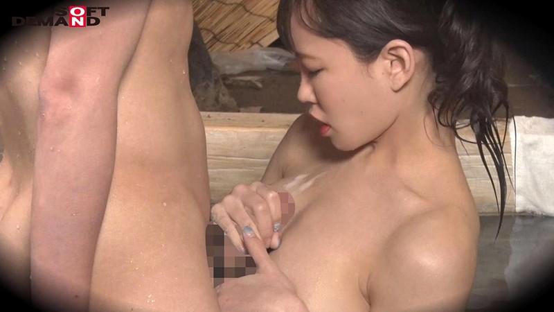 あいり(23)推定Eカップ 箱根湯本温泉で見つけたお嬢さん タオル一枚 男湯入ってみませんか? の画像6
