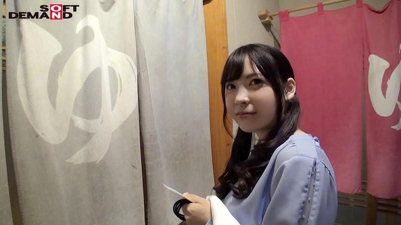 くるみ(23)推定Hカップ 箱根湯本温泉で見つけたお嬢さん タオル一枚 男湯入ってみませんか? の画像12
