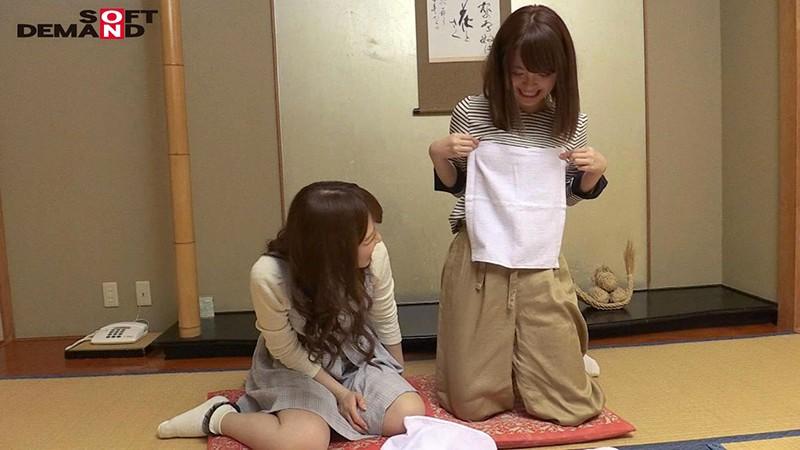 ゆう(23)推定Fカップ なつ(23)推定Eカップ 箱根湯本温泉で見つけたお嬢さん タオル一枚 男湯入ってみませんか? の画像15