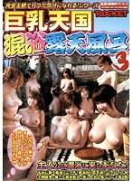 巨乳天国 混浴露天風呂 3