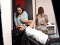 ベ○キー激似!T都M区で見つけた推定Gカップの巨乳美容師さんを職場でAVデビューさせちゃいます!! サンプル画像1