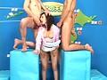 もしもTVの中に自由に飛び込んでブッカケできたら… 女子アナに顔射!10時間総集編 8