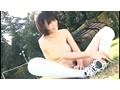 長身181cm 恥ずかしいくらい大きなカラダ バレーボールに汗を流す純情アスリート女子大生 青山沙希 サンプル画像5