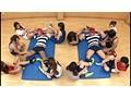 体育会系ガチムチ女子逆レイプ部 サンプル画像7