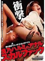「衝撃!男の頭までスッポリ入るメガアナル 浅乃ハルミのアナルスカルファック」のパッケージ画像