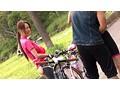 自転車愛好会のピチピチ桃尻女子大生がお尻穴あきサイクルウェアで羞恥サイクリング 1