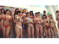 マイクロビキニでドキッ!巨乳20人!水泳大会2018 1