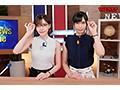 淫語女子アナ20 文系エロ穴深田えいみSP 画像1