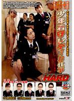 「少年看守レディのお仕事 HARD」のパッケージ画像