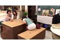 壁!机!椅子!から飛び出る生チ○ポが人気のお店 「喫茶しゃぶりながら」・・・さらにハメながら 4