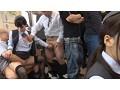 美尻乗務員が騎乗位でおもてなし 中出しオマ●コ通勤電車 13