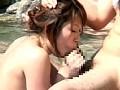 女湯が突然混浴に!? 仕掛人だらけのドッキリ露天風呂 サンプル画像 No.5