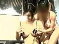 長野松本温泉で見つけたお嬢さん 裸より恥ずかしい水着で混浴入ってみませんか? サンプル画像 No.2