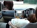 カーSEX中に覗き魔乱入!真田春香を初めてのドッキリ輪姦! 10