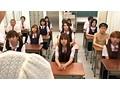 クラス中の女子生徒たちが目のやり場に困るチン○ン丸出し転校生がやってきた 18